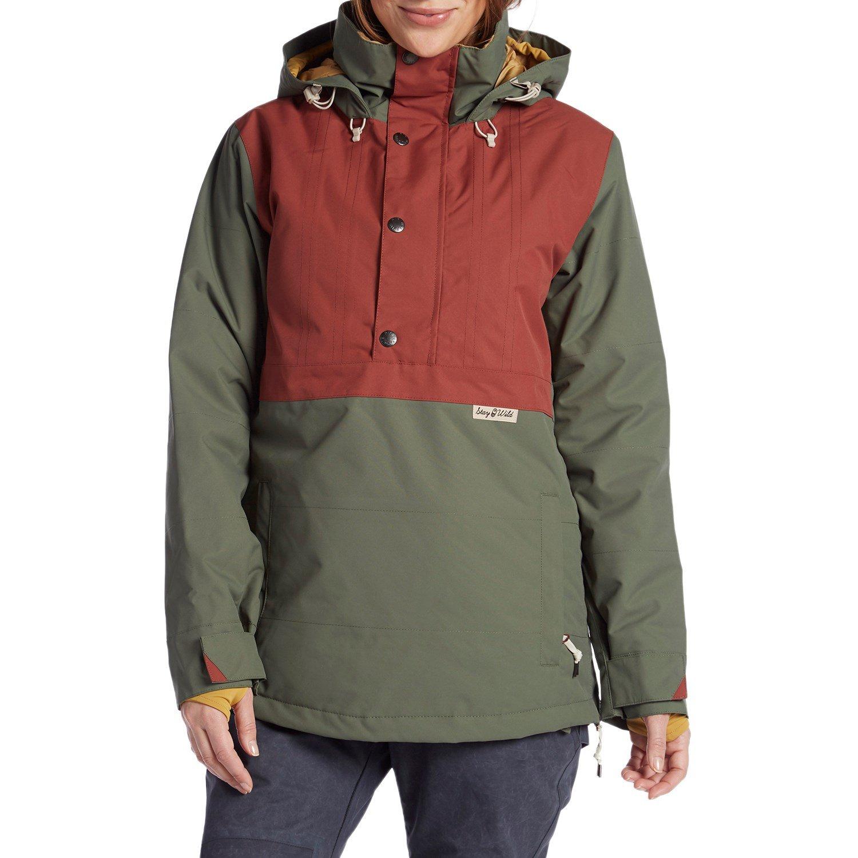 Airblaster Snuggler Pullover Jacket - Women's | evo