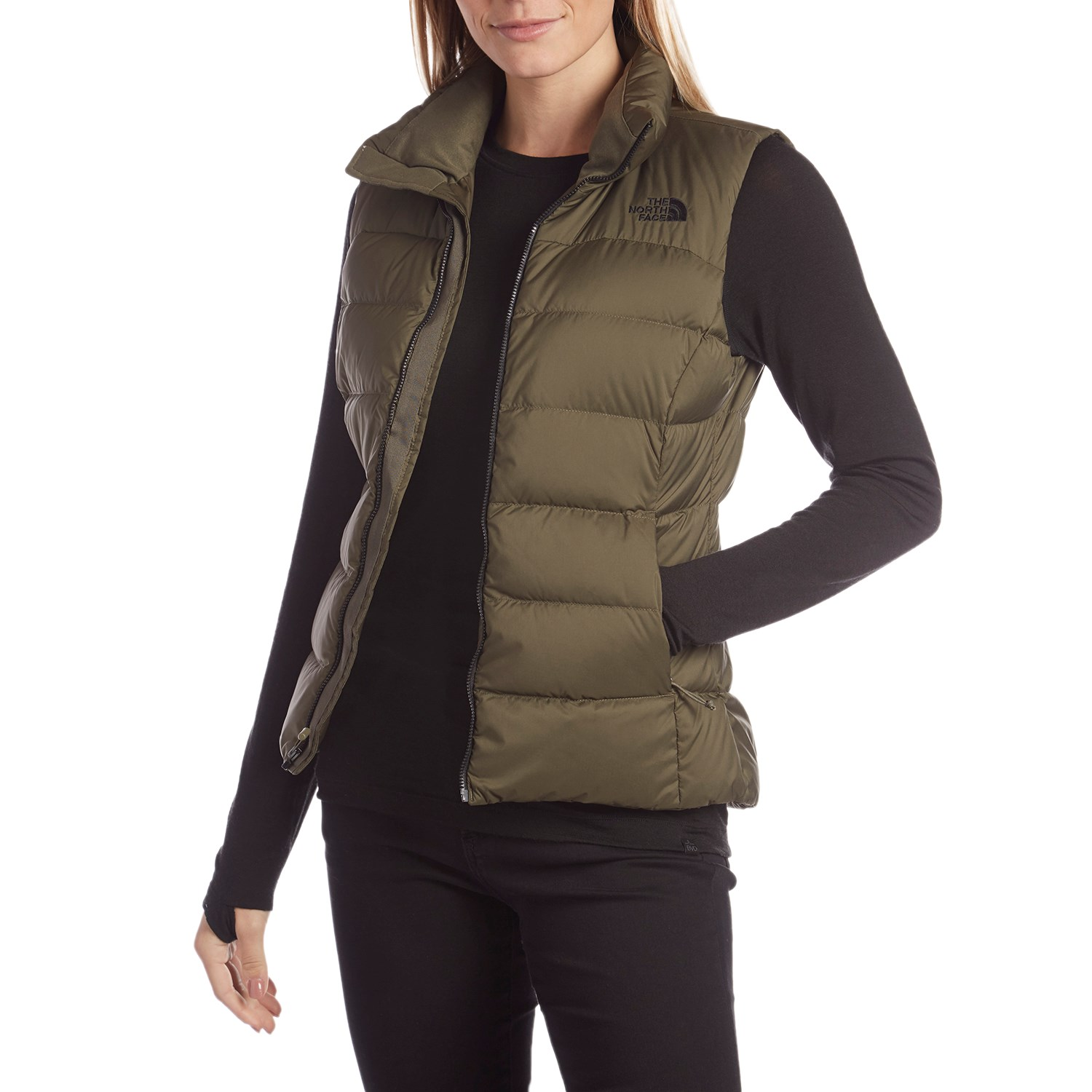 4bf3612ab cheap north face ladies nuptse vest d7db1 1aa03