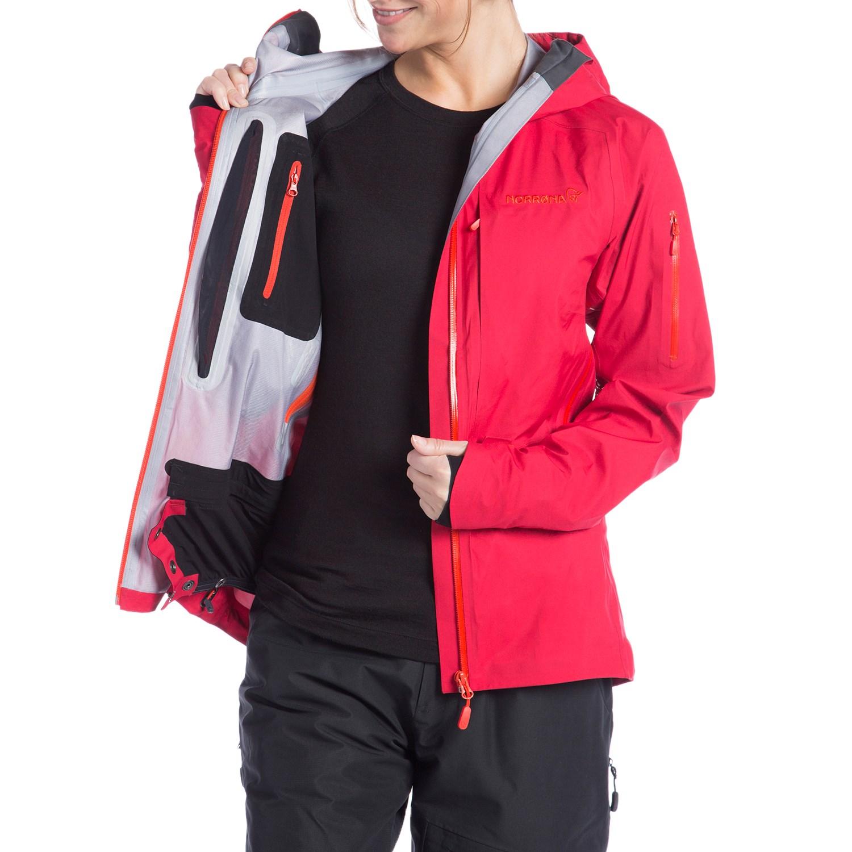 Norrona Lofoten GORE-TEX Active Jacket - Women s  572b68d8d