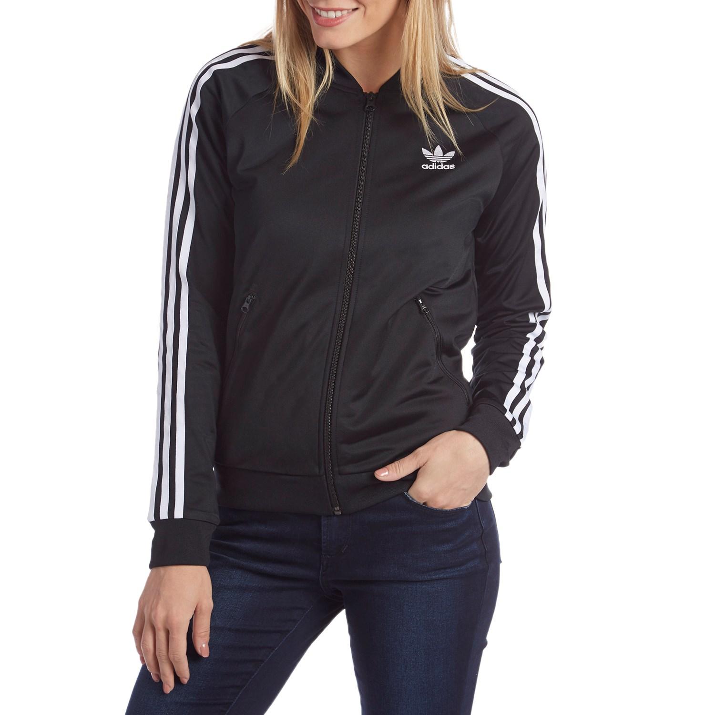 Secretar Embutido Rango  Adidas Originals Superstar Track Top - Women's | evo