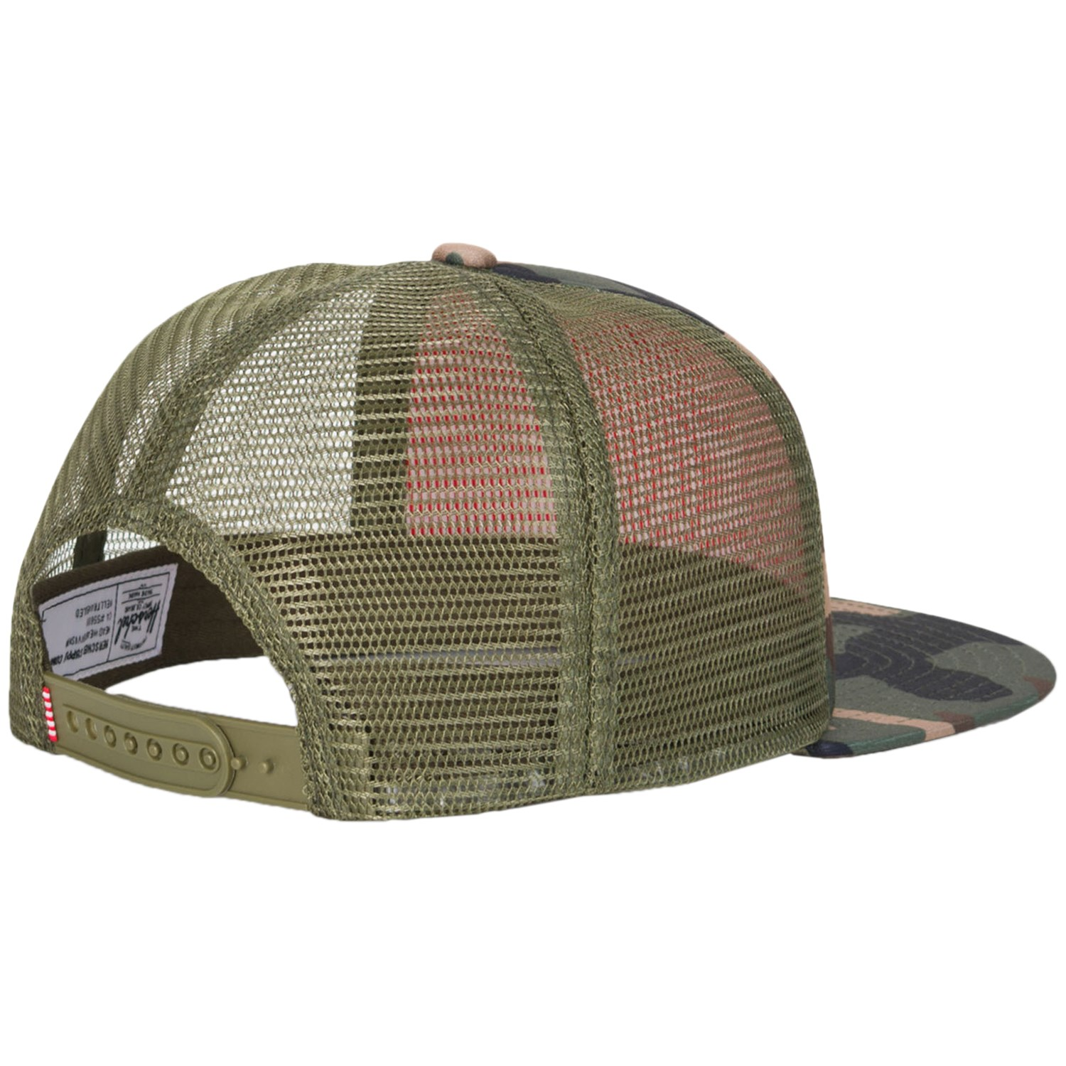 eb11691246b Herschel Supply Co. Whaler Mesh Hat