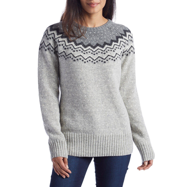 Fjallraven Övik Knit Sweater Women's