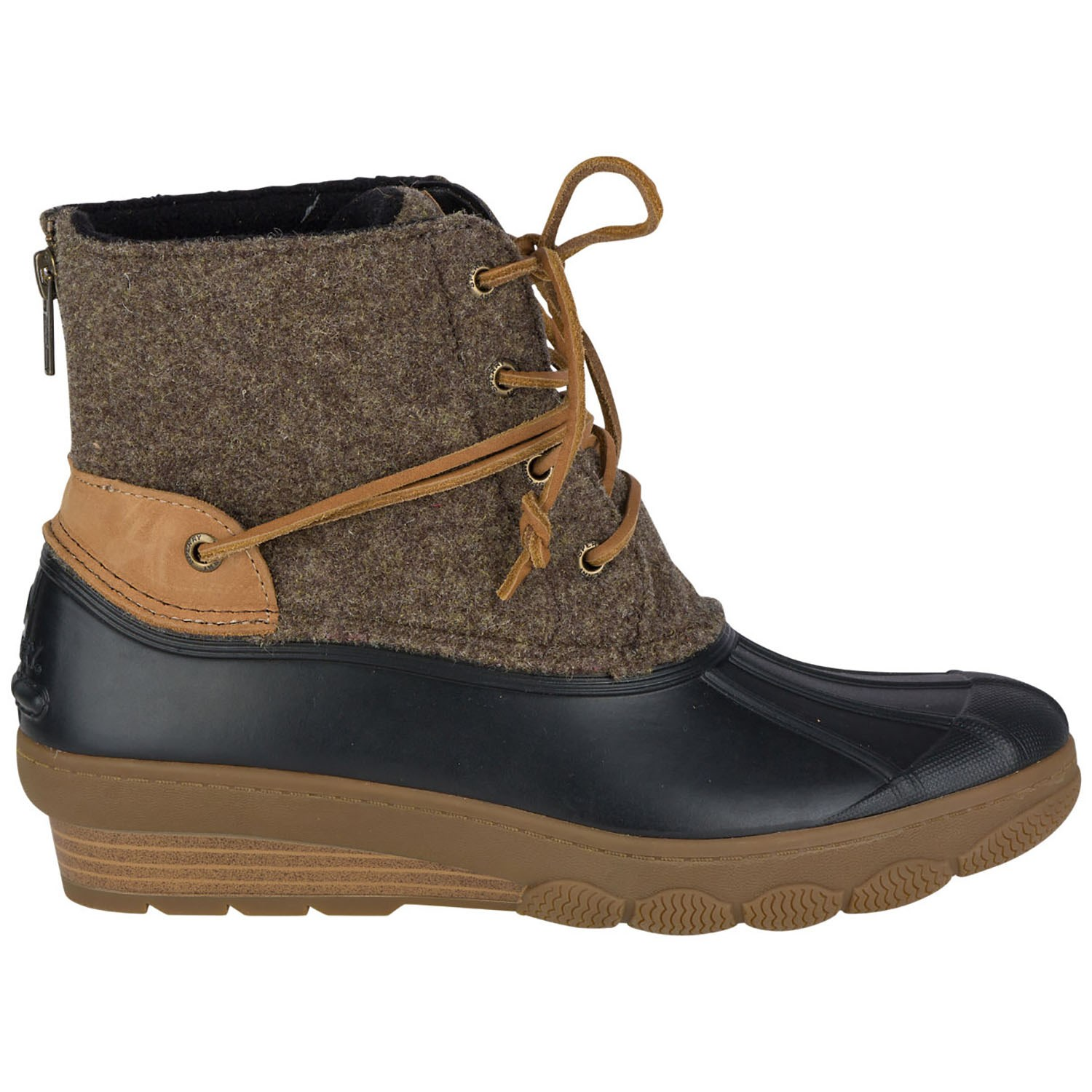 648bbd6c0086 Sperry Top-Sider Saltwater Wedge Tide Wool Boots - Women s