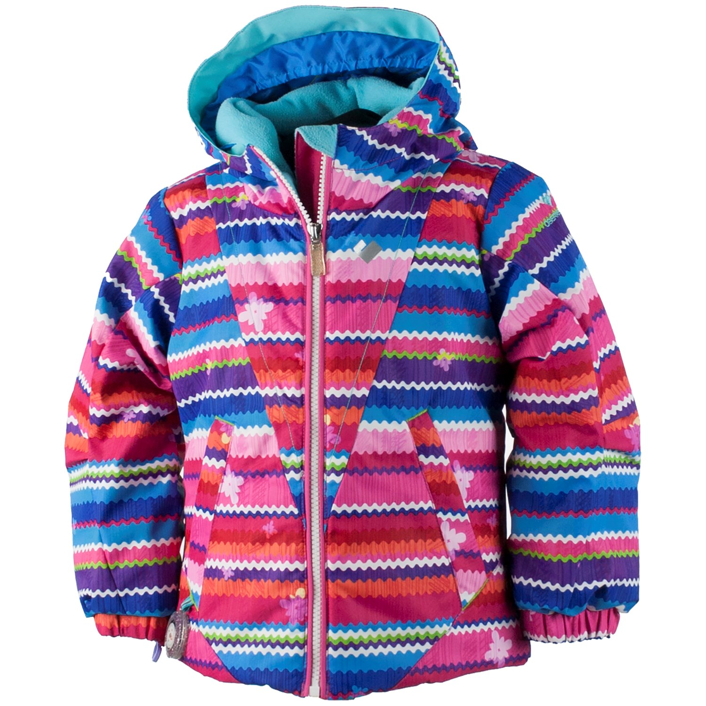 Obermeyer Ashlyn Insulated Ski Jacket Little Girls