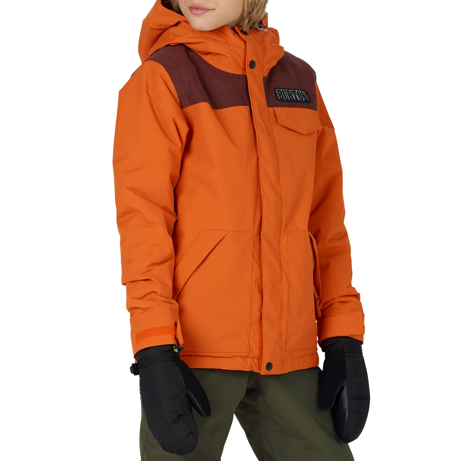 07ea1dc1c Burton Dugout Jacket - Big Boys