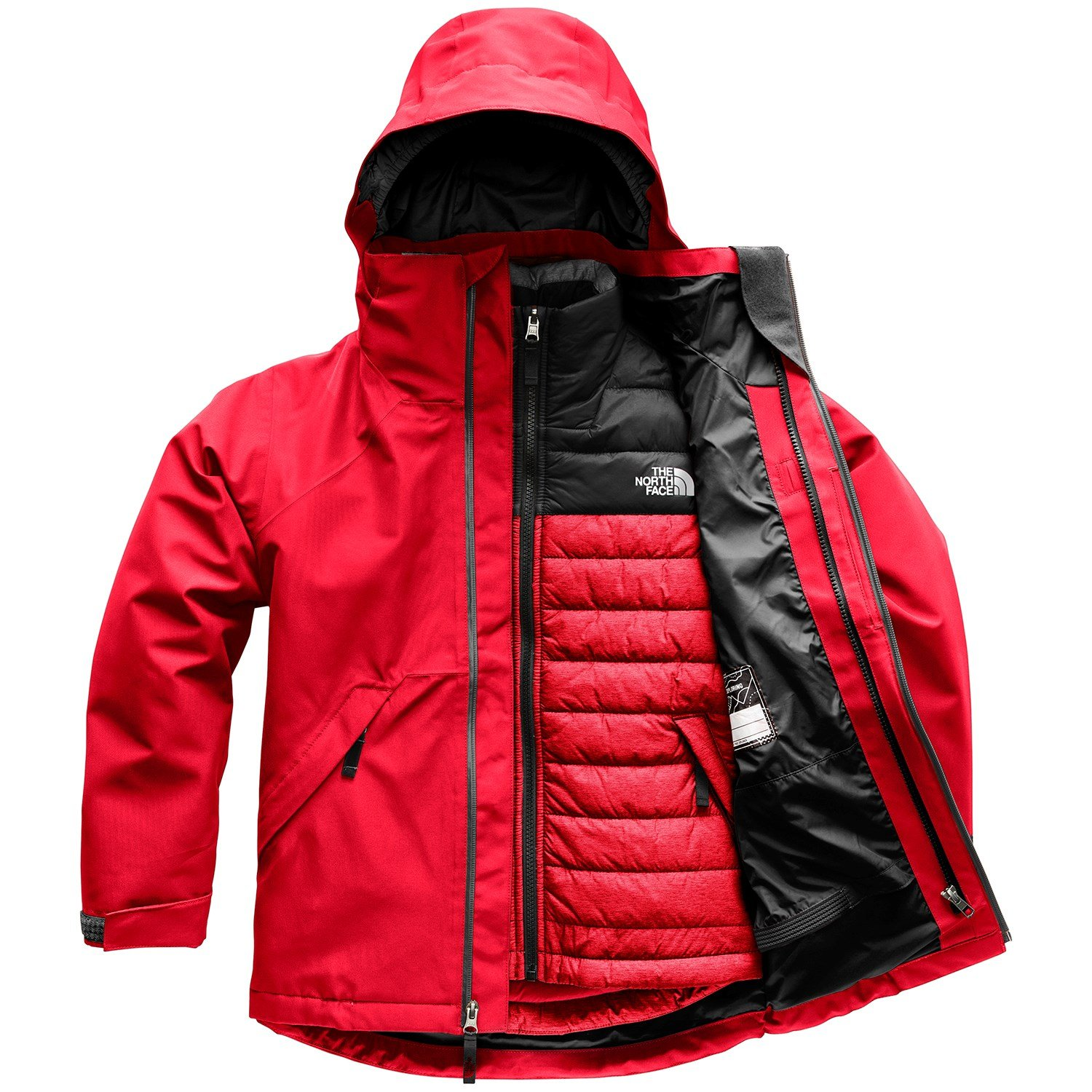 a6ccc5b5f The North Face Fresh Tracks GORE-TEX Triclimate Jacket - Boys'