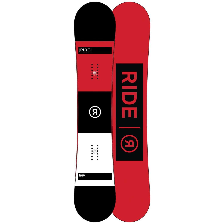 Ride Agenda Snowboard 2018   evo