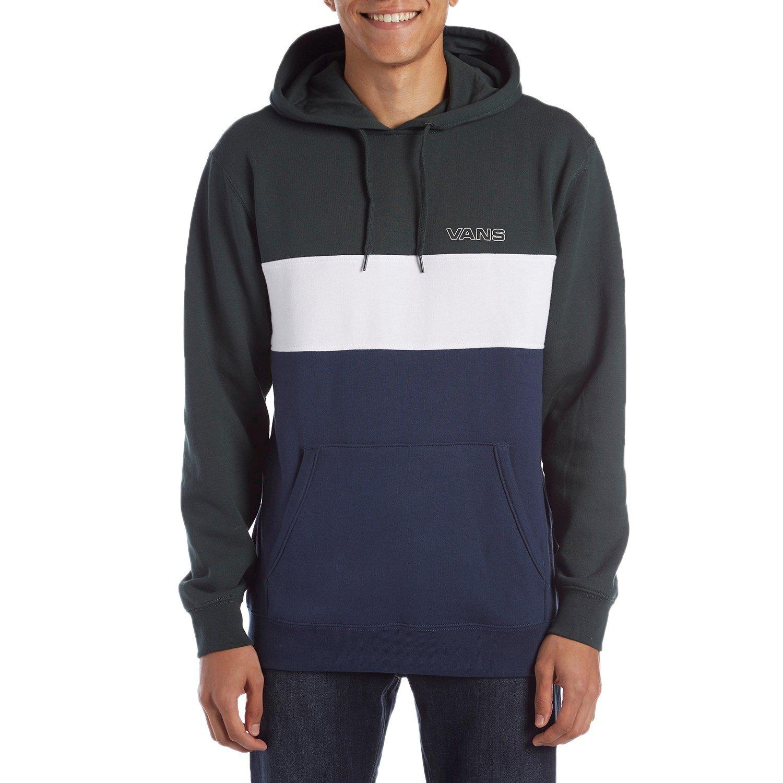 vans sweater zwart