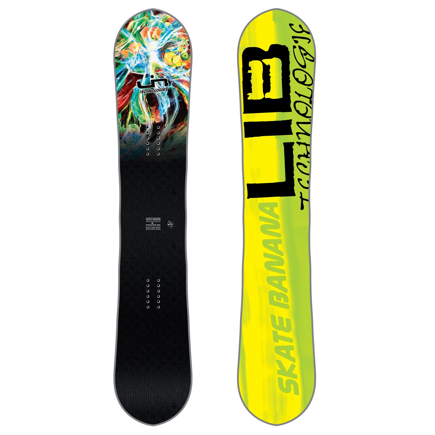 Medium image of lib tech skate banana btx snowboard 2018
