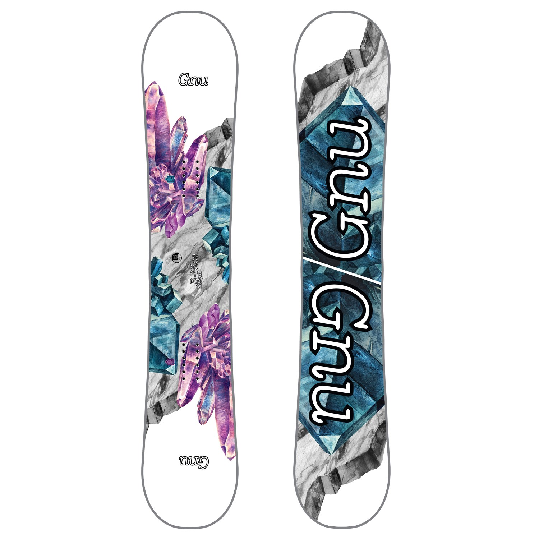 Womens gnu snowboard size chart gnu b nice asym btx snowboard womens 2018 geenschuldenfo Gallery