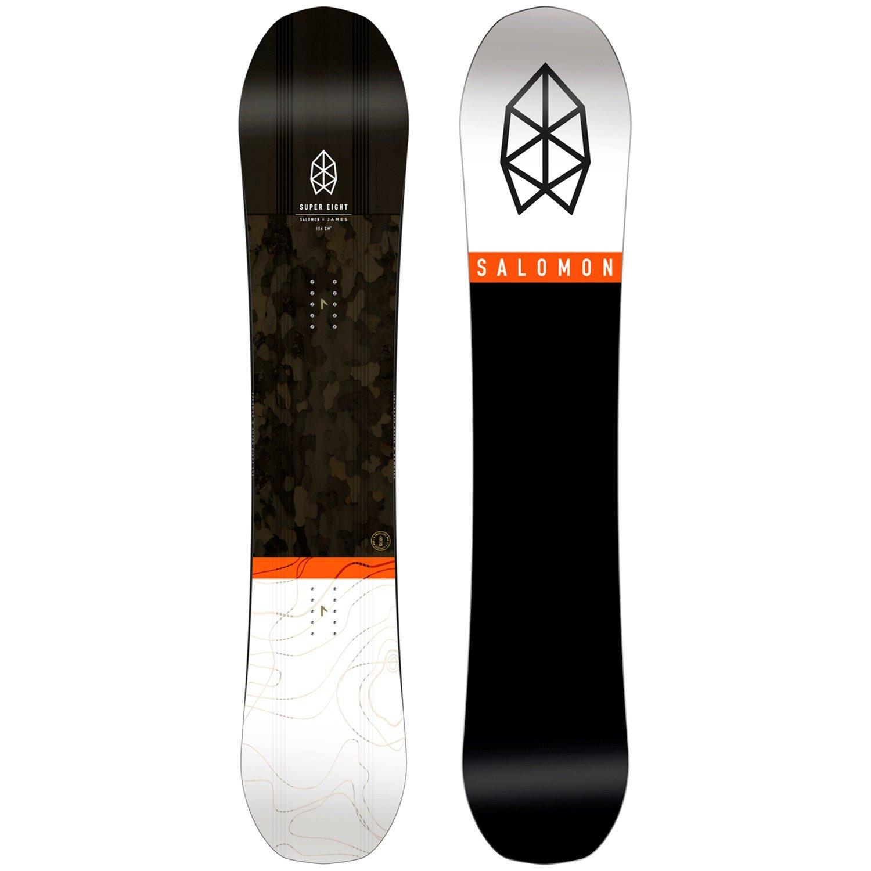 Salomon Super 8 Snowboard 2018
