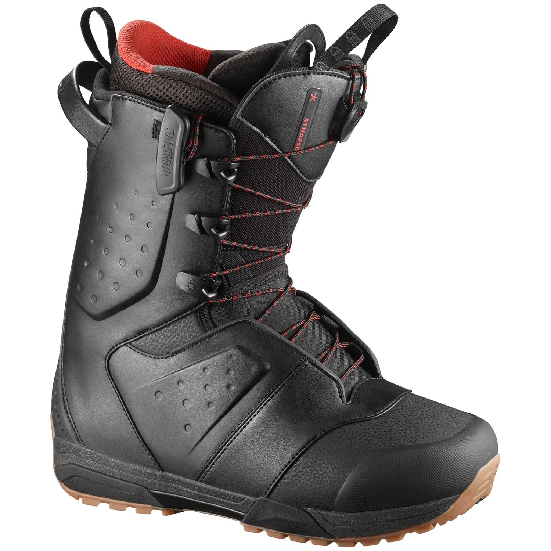 Salomon Salomon Boots Men's Salomon Men's Snowboard Men's Snowboard Snowboard Boots sxQtrChd