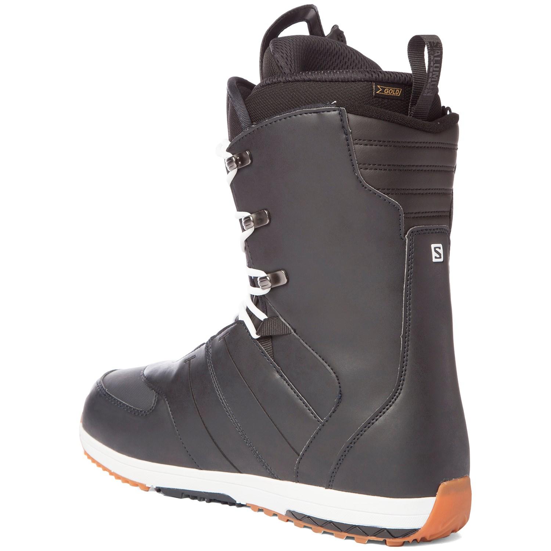 Salomon Launch Snowboard Boots 2018 | evo