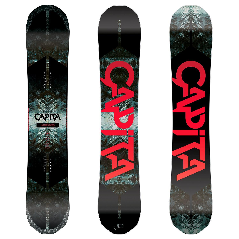Capita warpspeed snowboard 2018 evo geenschuldenfo Gallery