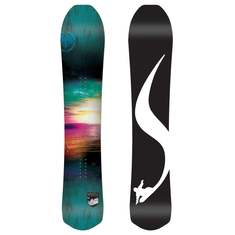 Womens never summer snowboard size chart never summer maverix snowboard womens 2018 geenschuldenfo Gallery