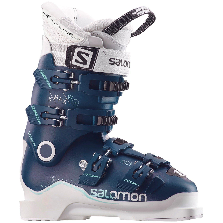 de24a530be Salomon X Max 90 W Ski Boots - Women's 2018   evo