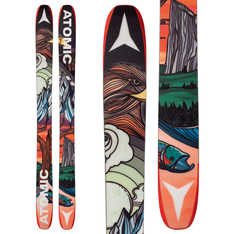 Atomic Backland Bent Chetler Skis 2018  982153b86