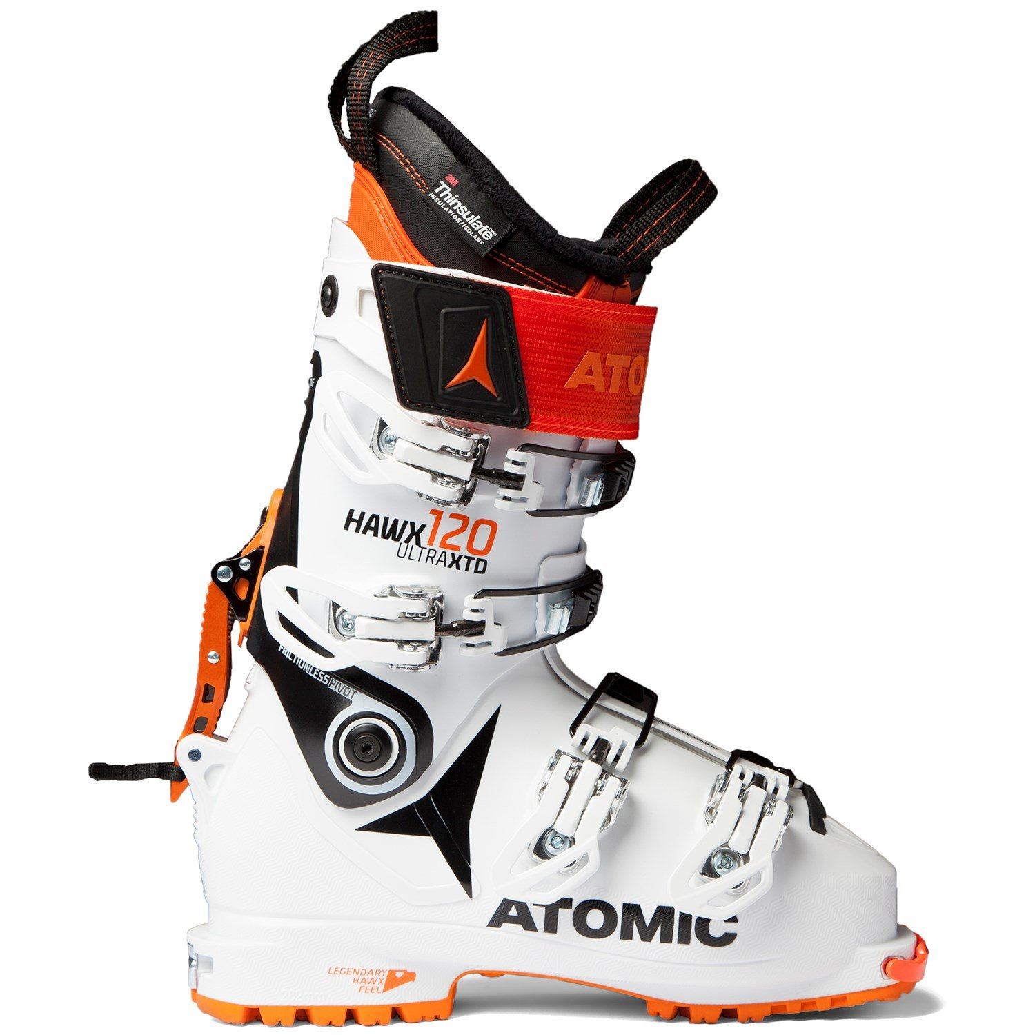 reputable site 8c56e 5c1da Atomic Hawx Ultra XTD 120 Alpine Touring Ski Boots 2019