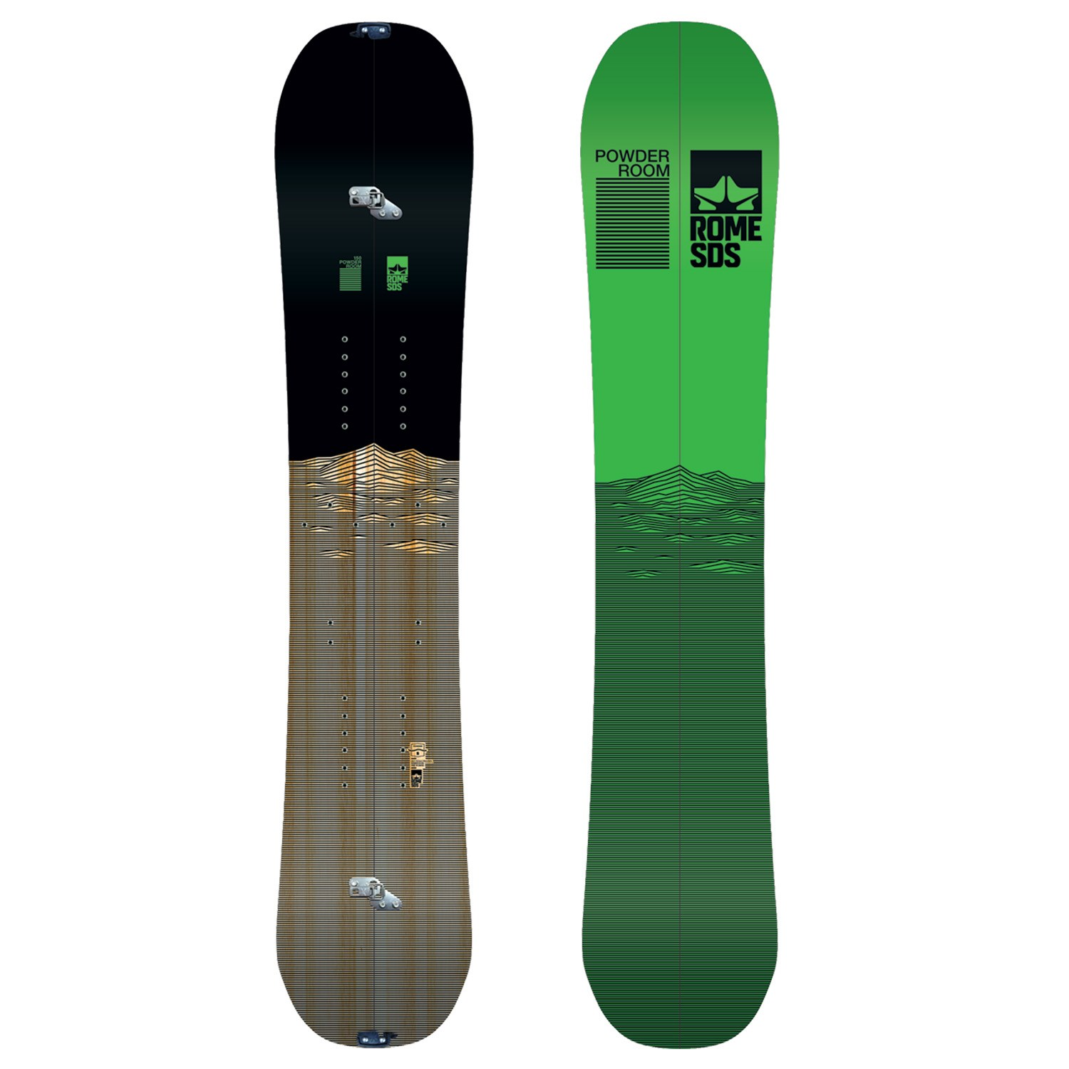 Womens rome snowboard size chart rome powder room splitboard womens 2018 57799 nvjuhfo Images