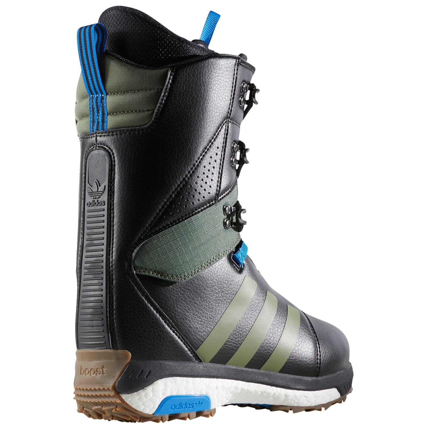 in stock 5a670 0188f Adidas Tactical Boost Snowboard Boots 2018 Evo