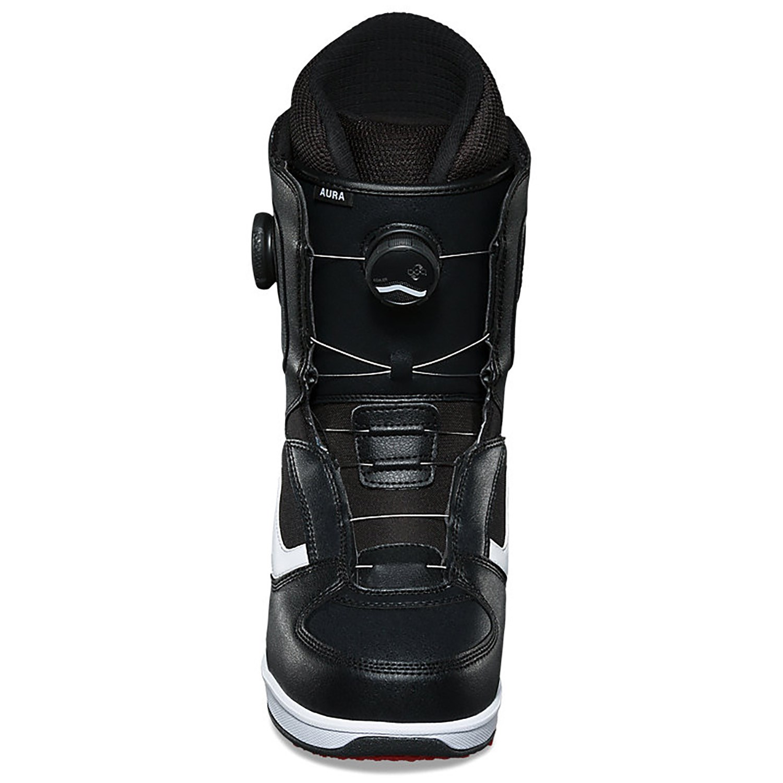 vans snowboard boots aura review
