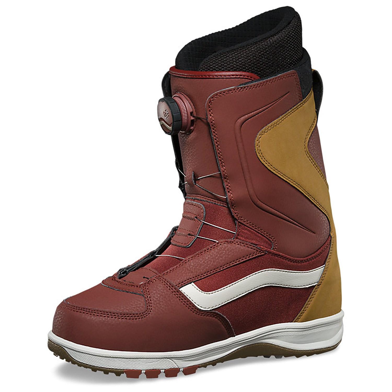 791442a78b Vans Aura Snowboard Boots 2018