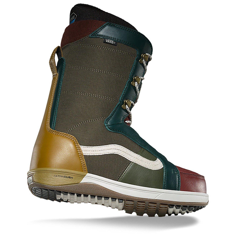 27c838f7138 Vans V-66 Snowboard Boots 2018
