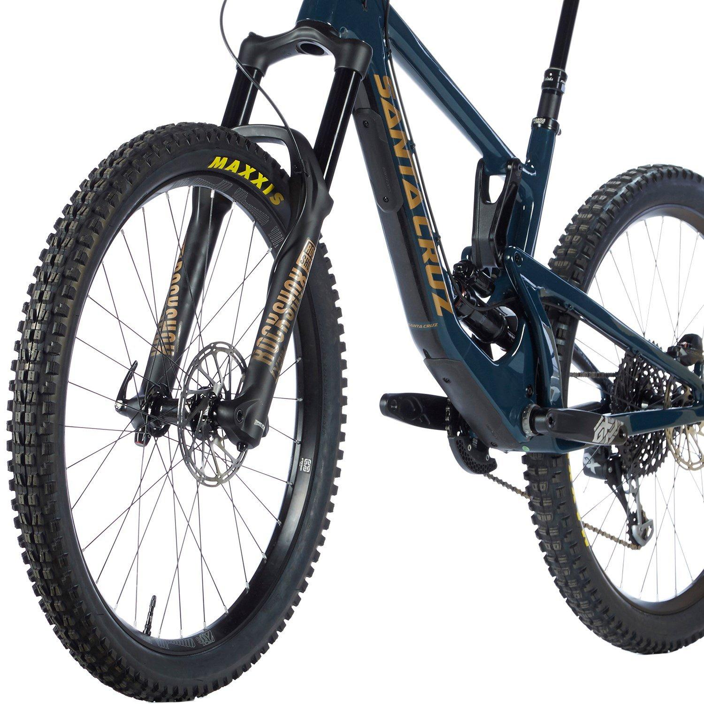 85e20dc98e0 Santa Cruz Bicycles Nomad 4 C S Complete Mountain Bike 2018   evo