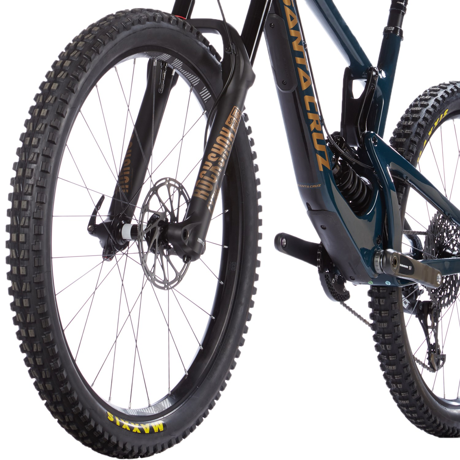 Santa Cruz Bicycles Nomad 4 CC X01 Complete Mountain Bike 2018 | evo