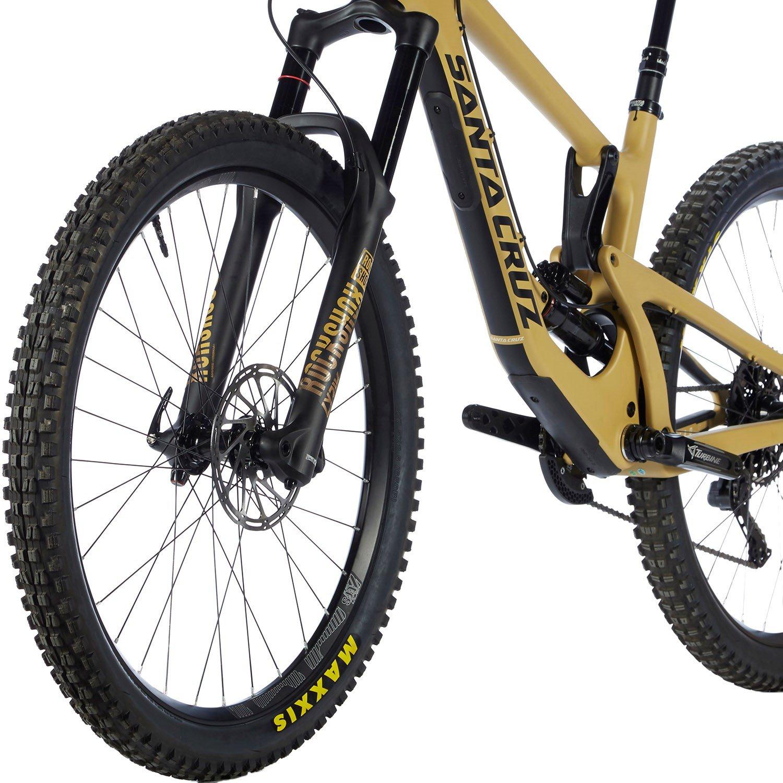 Santa Cruz Bicycles 4 Nomad C XE Complete Mountain Bike 2018 | evo