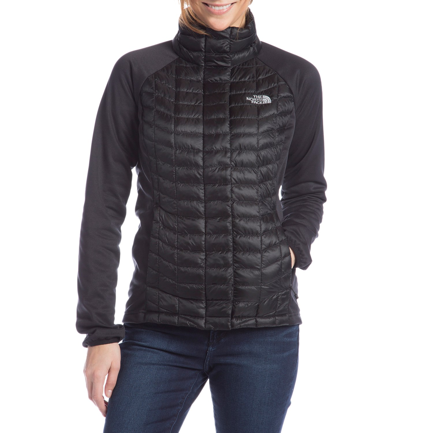 d81c48d1f The North Face Thermoball Hybrid Full-Zip Jacket - Women's | evo
