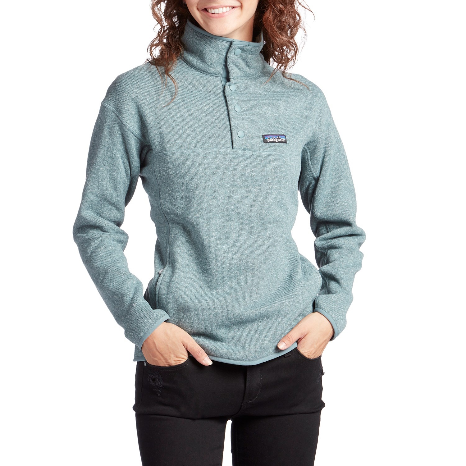 Patagonia Lightweight Better Sweater® Marsupial Pullover Sweater - Women s   1a4a34ebc
