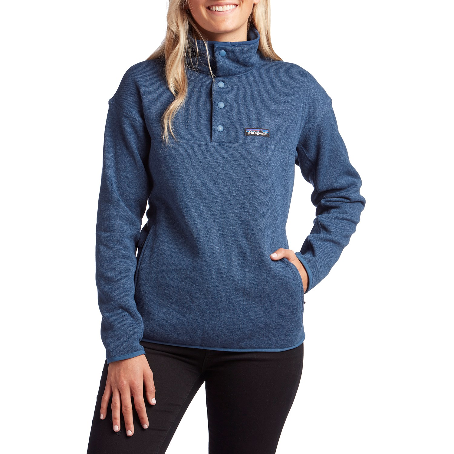 Patagonia Lightweight Better Sweater® Marsupial Pullover Sweater - Women s   e09ae8482