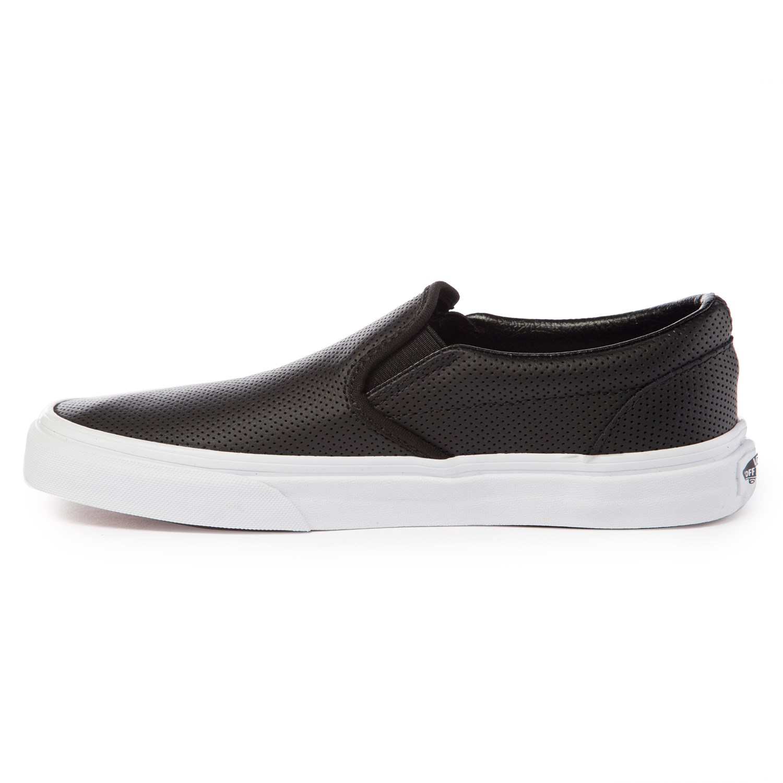 1fff4f4d5c345d Vans Perf Leather Slip-On Shoes - Women s