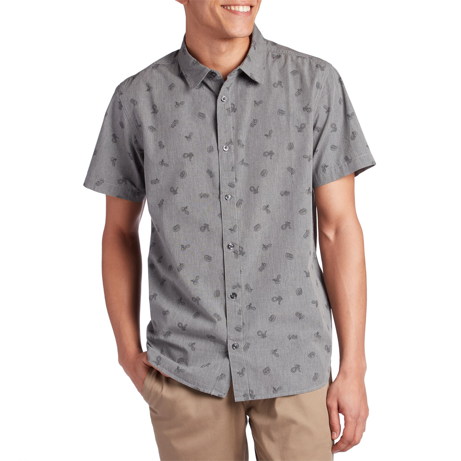 6c304d08d The North Face Bay Trail Short-Sleeve Shirt