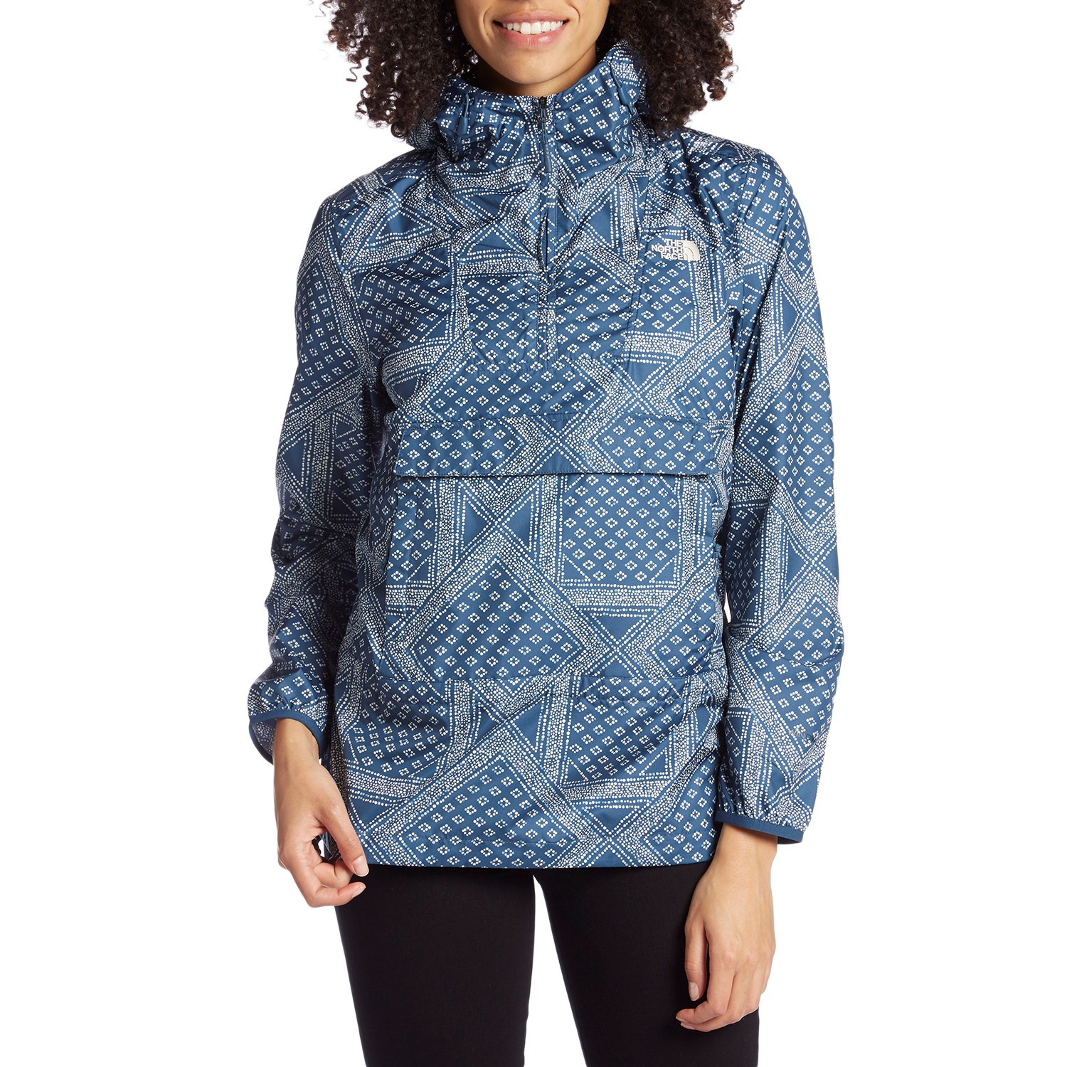 d63248664 The North Face Fanorak Pullover Jacket - Women's
