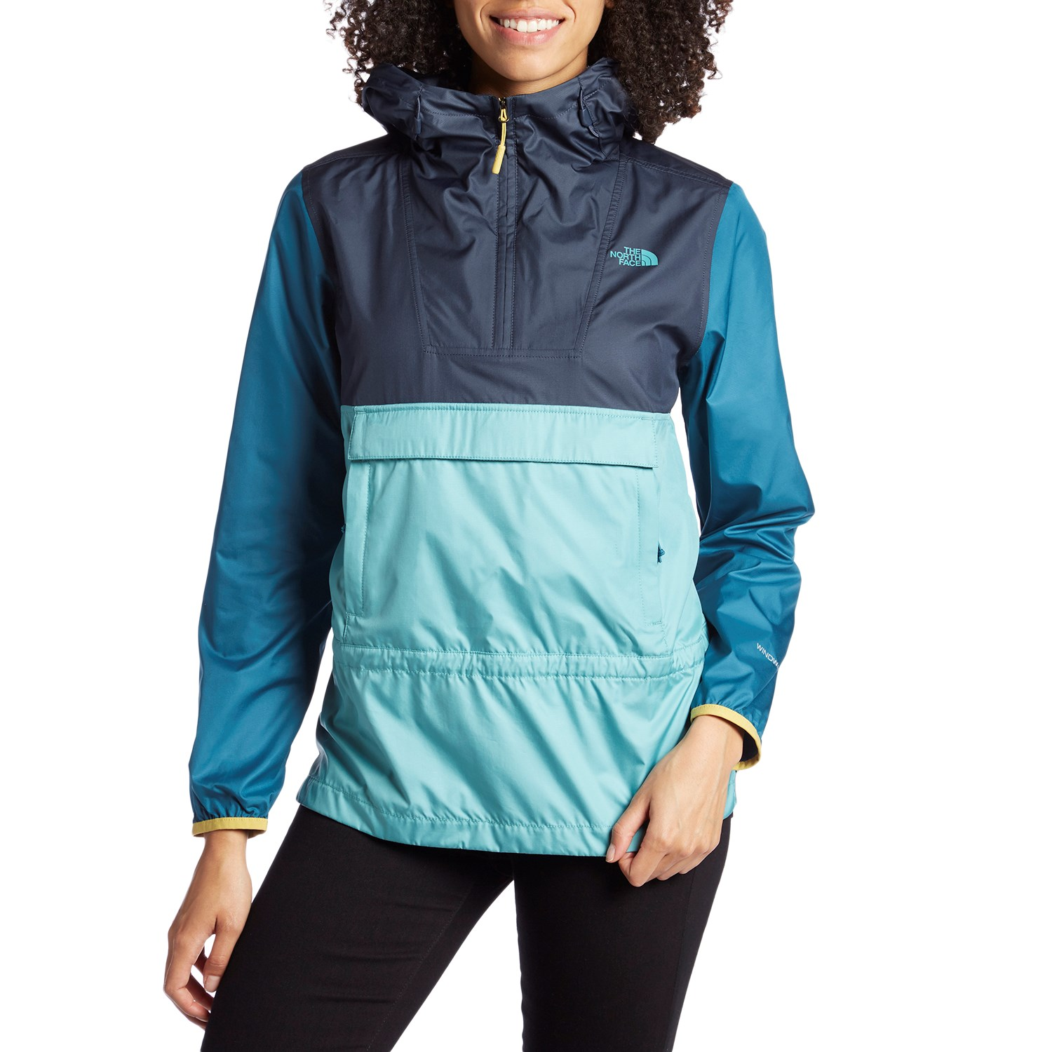 8e323bf29 The North Face Fanorak Pullover Jacket - Women's
