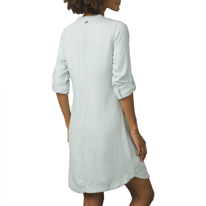 Prana Aliki Shirt Dress Womens Evo