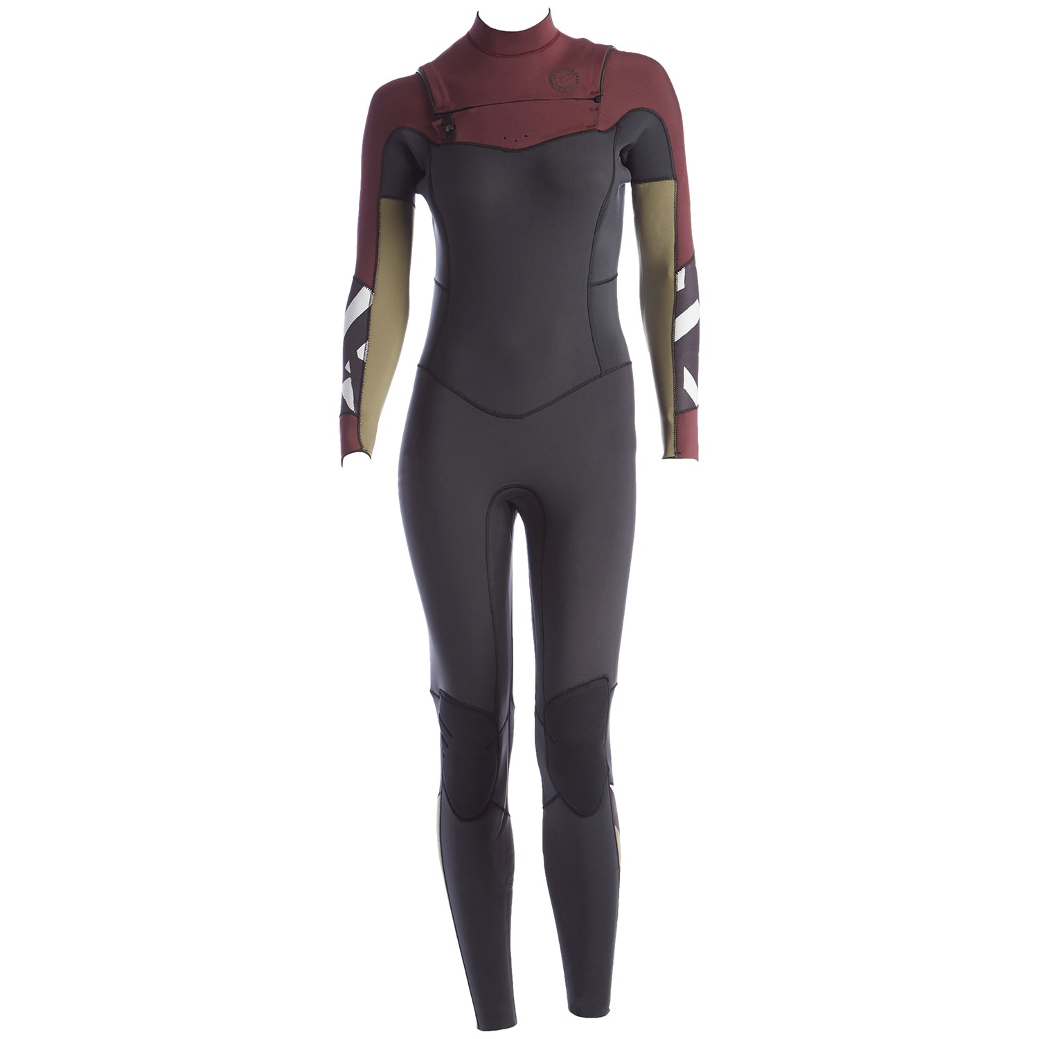bd98fe804e Billabong 4 3 Salty Dayz GBS Chest Zip Wetsuit - Women s