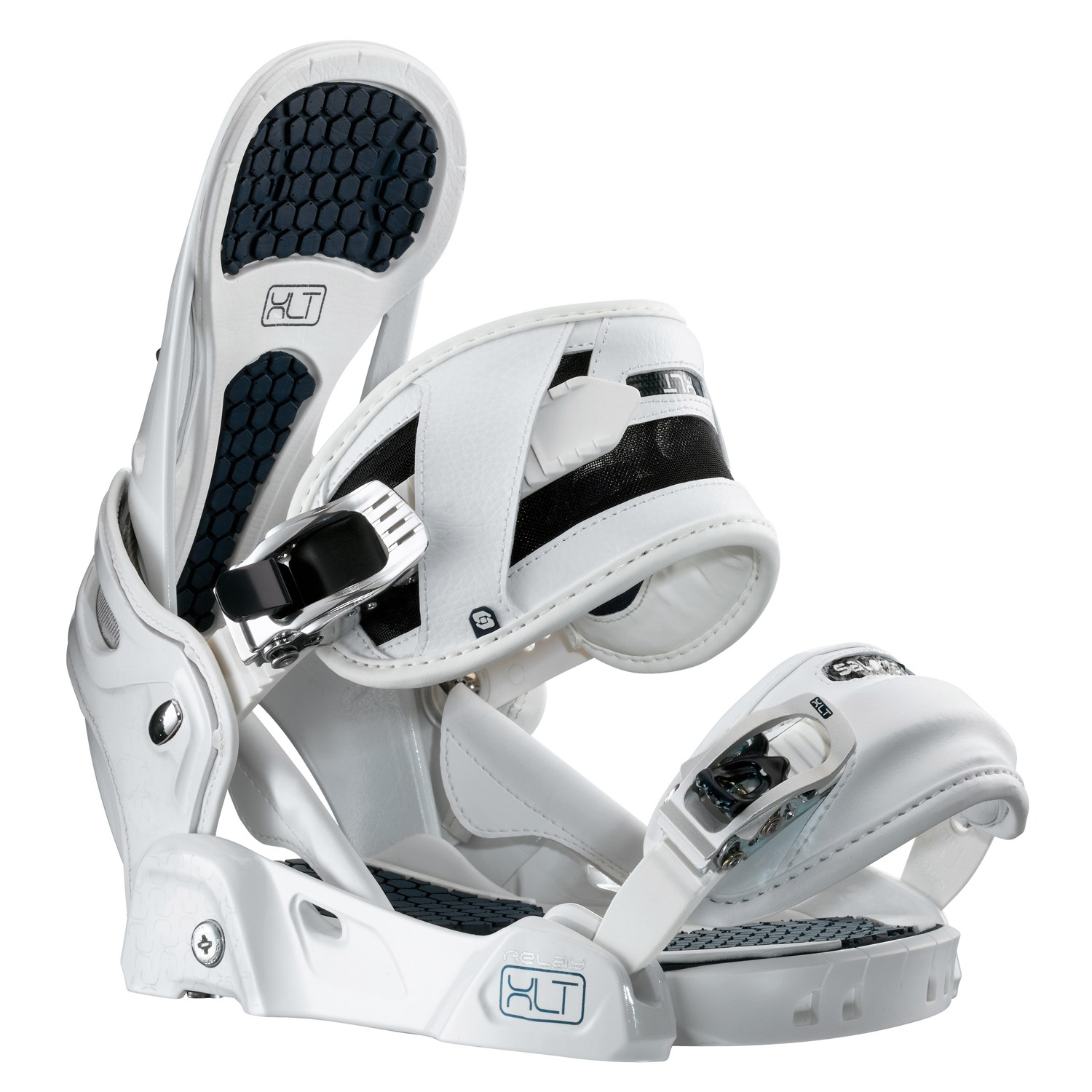Salomon Relay XLT Snowboard Bindings  Evo Outlet - Basic http relay binding