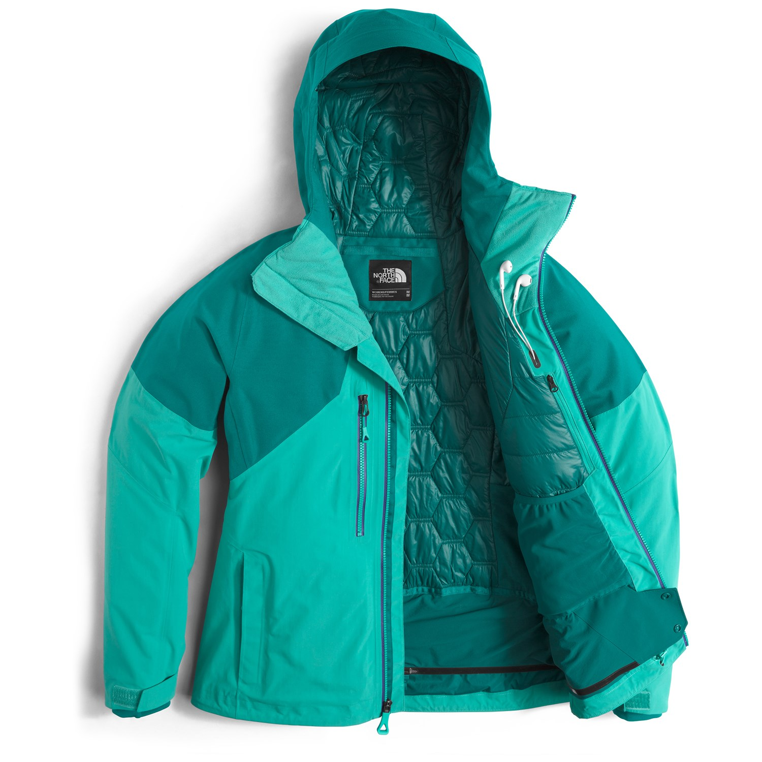 224122178c The North Face Powder Guide Jacket - Women's | evo