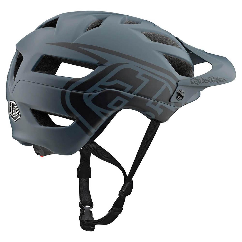 Troy Lee Designs 2020 A1 MTB Helmet Drone White//Black All Sizes