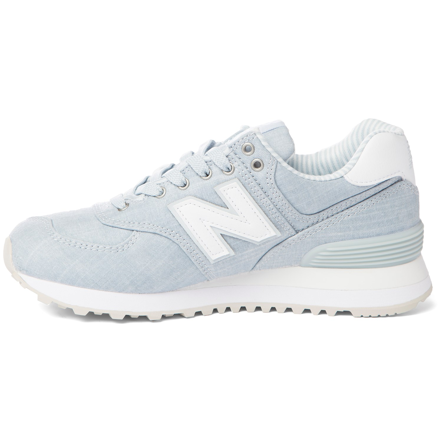 07ba6775ffe New Balance 574 Beach Chambray Shoes - Women's | evo