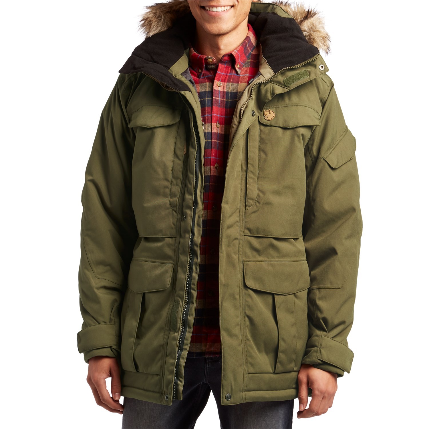 lower price with low priced in stock Fjallraven Yupik Insulated Parka Jacket