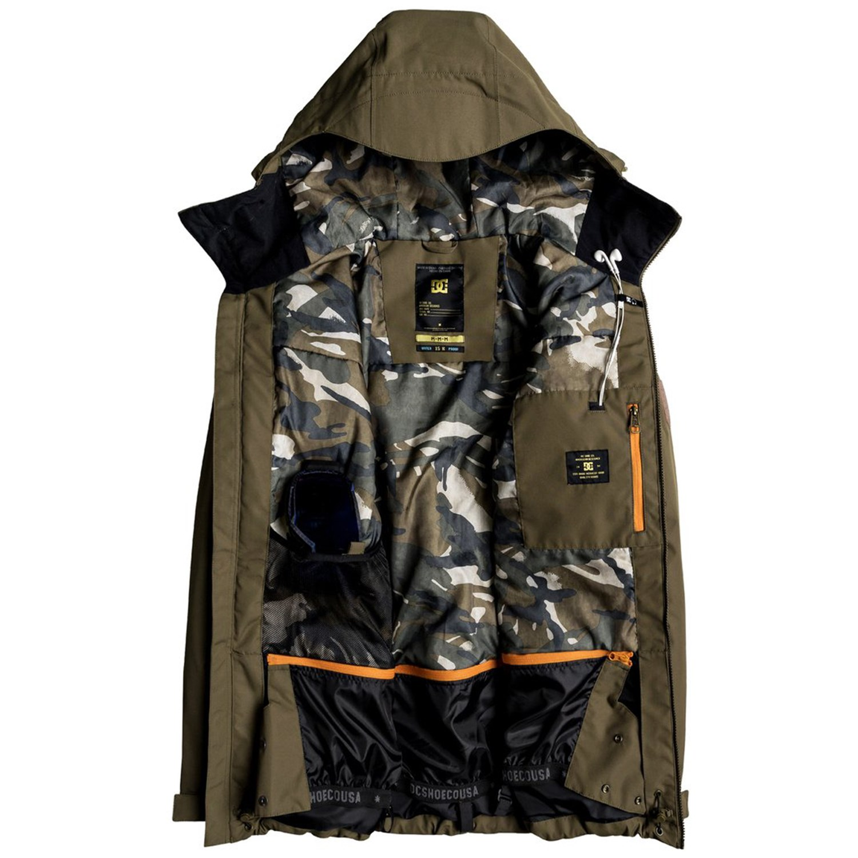 DC Mens Summit Snow Jacket