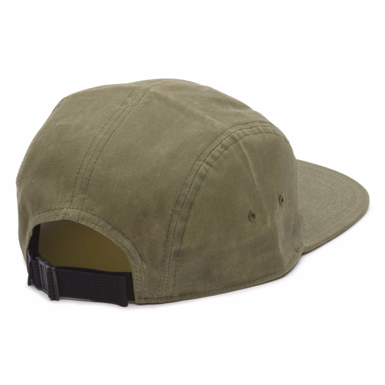 f4ad53661bc Vans Mini Full Patch 5-Panel Camper Hat