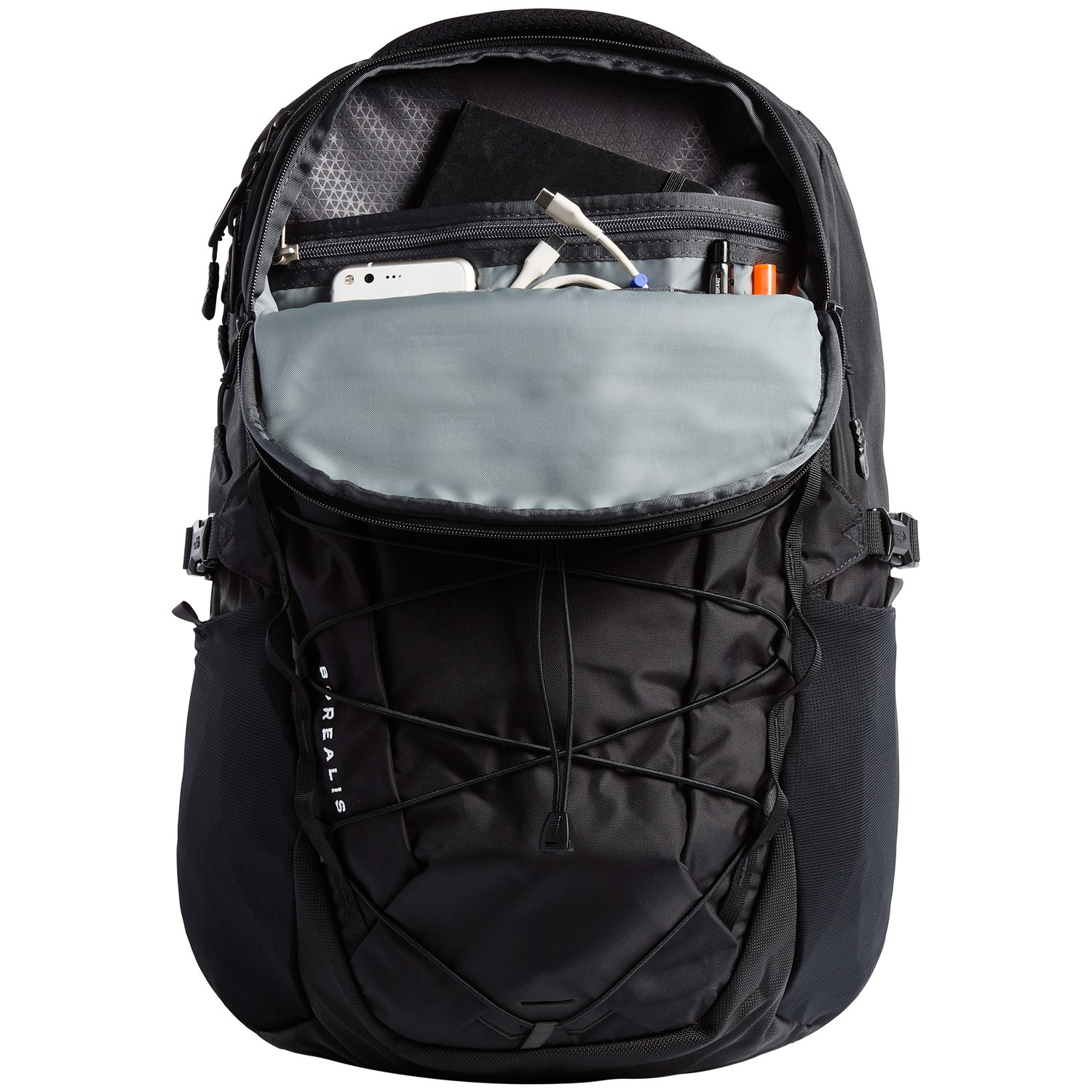 Nike Classic 22l North Solid Backpack Black Swiss Paralympic