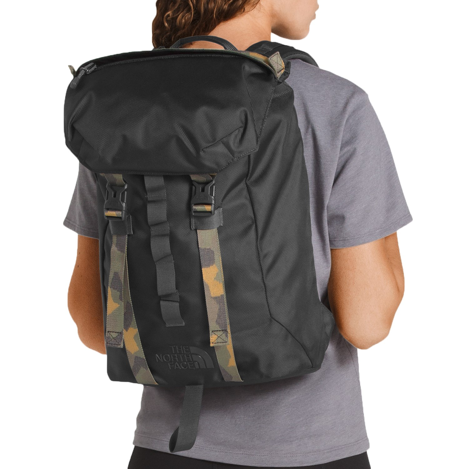 f5a20e87f The North Face Lineage Ruck 23L Backpack   evo