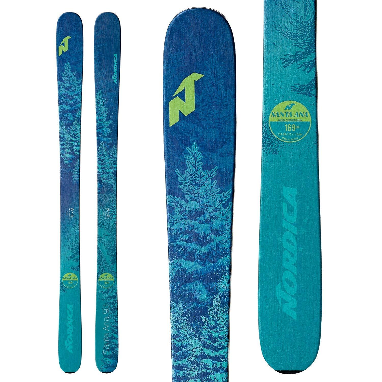84a094fde660 Nordica Santa Ana 93 Skis - Women's 2019