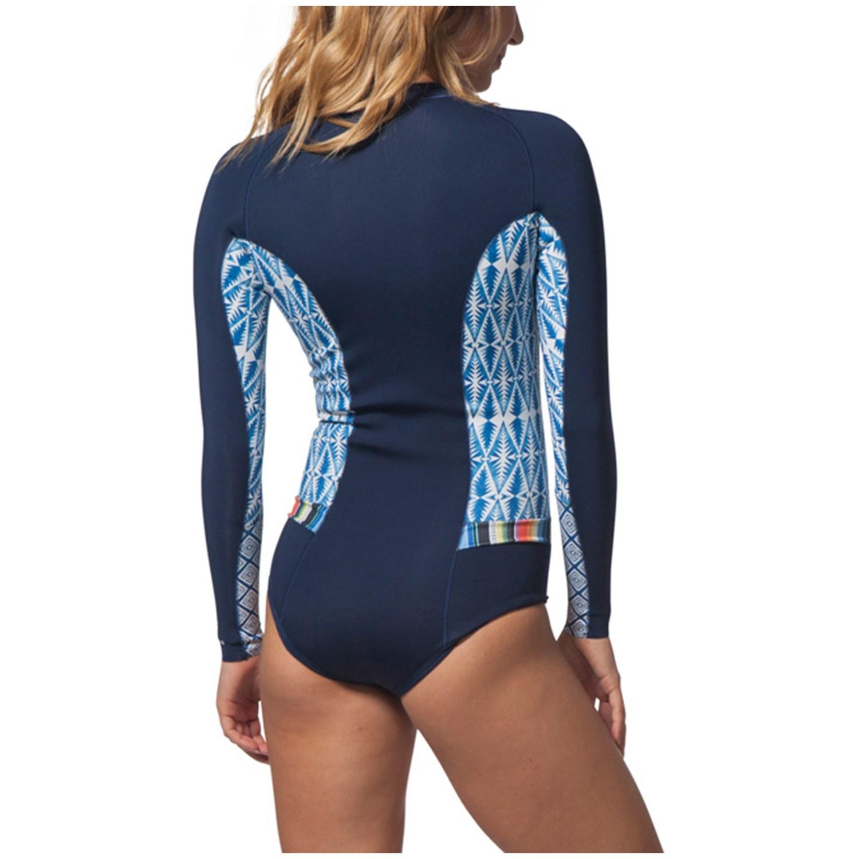 Rip Curl 1mm G-Bomb Long Sleeve Bikini Cut Springsuit - Women s  b3936751d